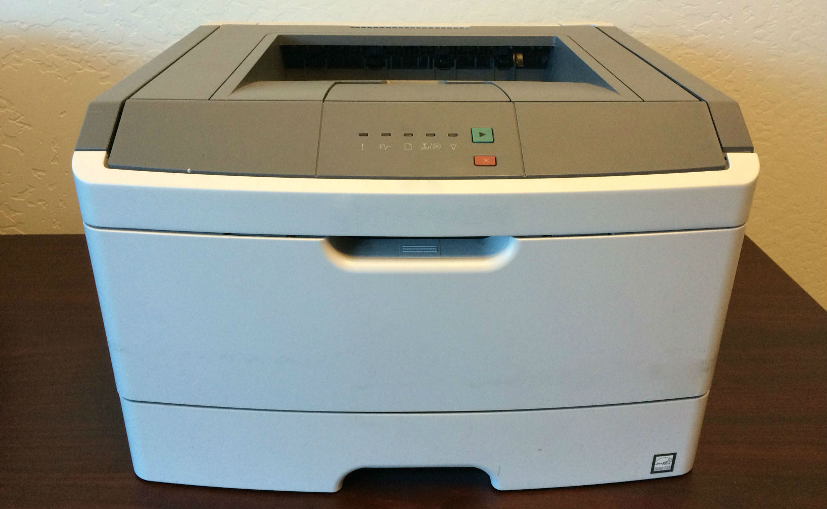 HOW TO RESET THE PC COUNTER IN YOUR LEXMARK E260 PRINTER - Print