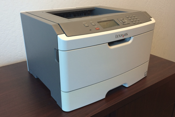 LEXMARK E360: HOW TO RESET PC KIT - Print Save Repeat